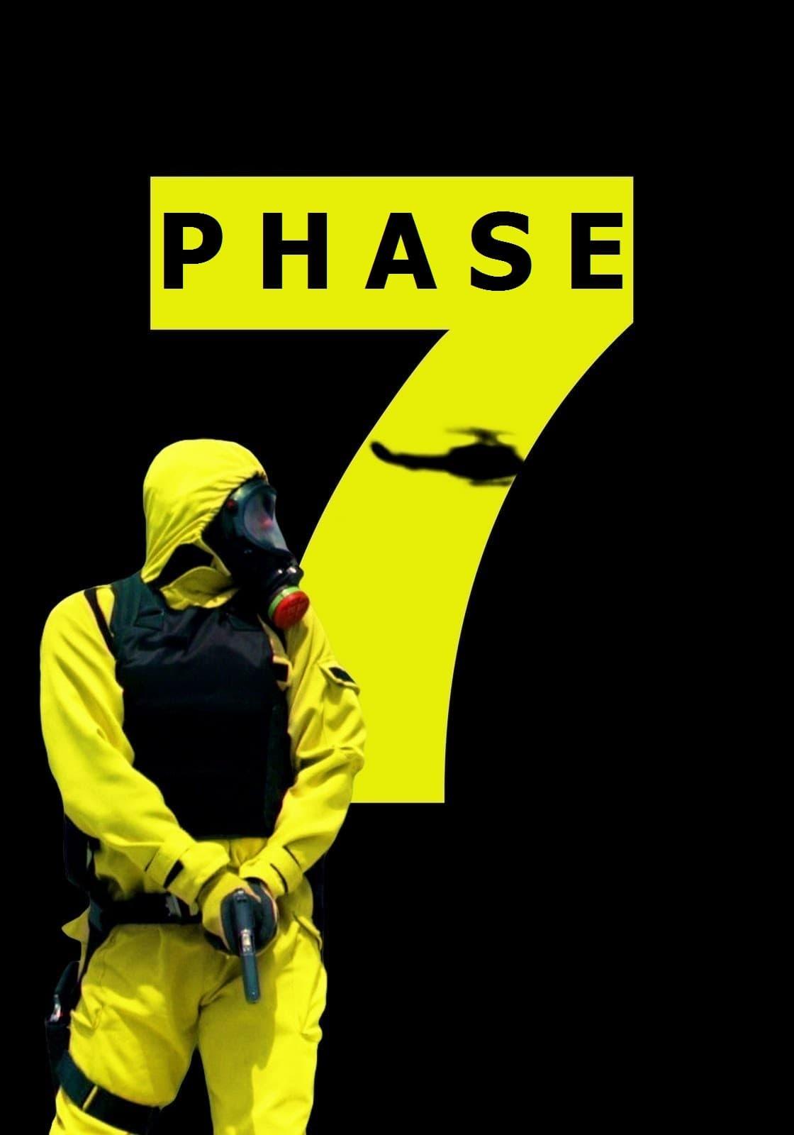 "Affiche du film ""Phase 7"""