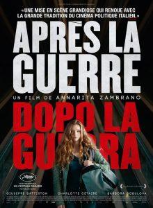 """Affiche du film """"Après La Guerre"""""""