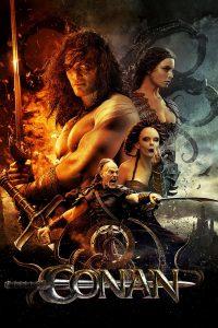 """Affiche du film """"Conan"""""""