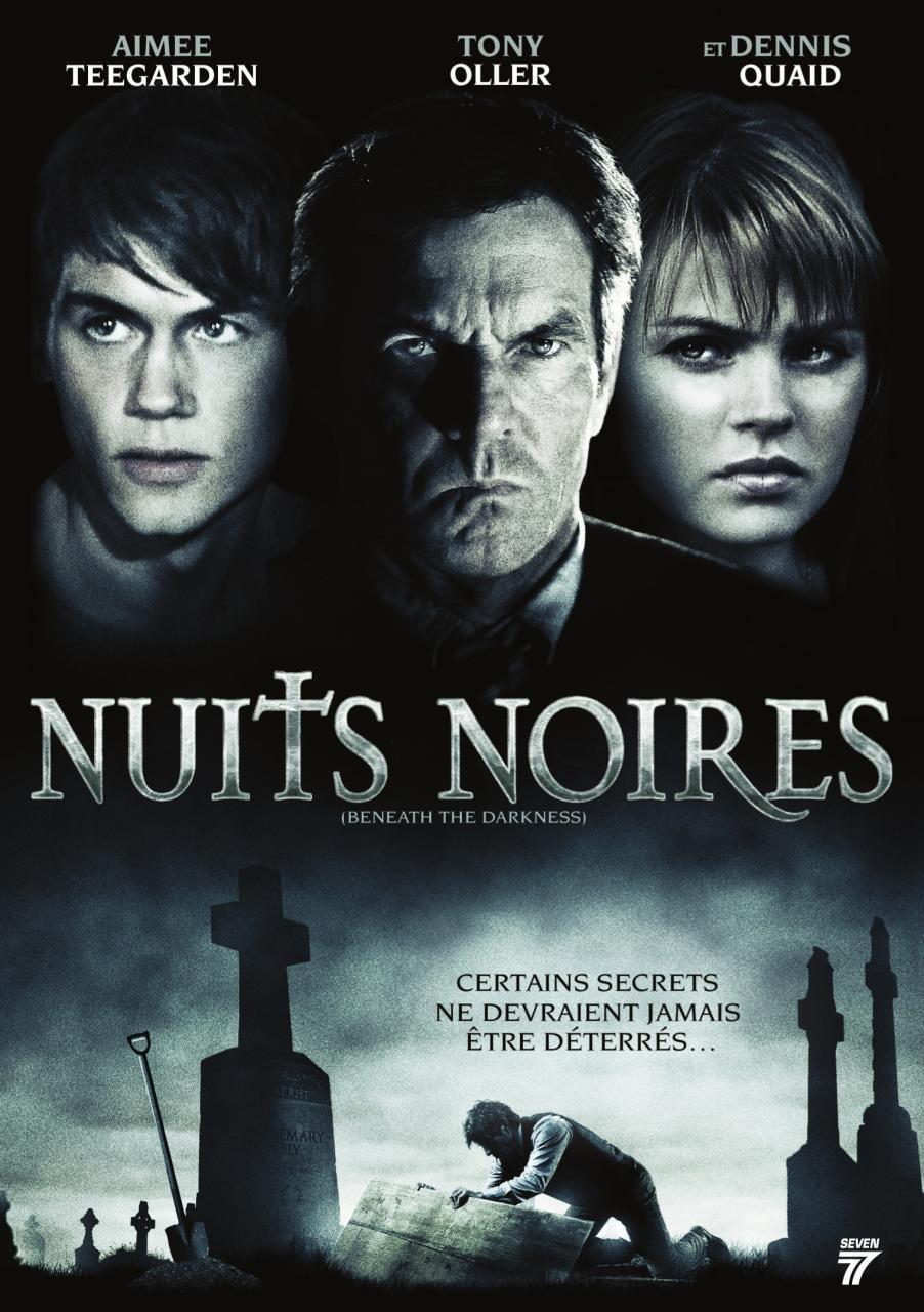 """Affiche du film """"Nuits noires"""""""