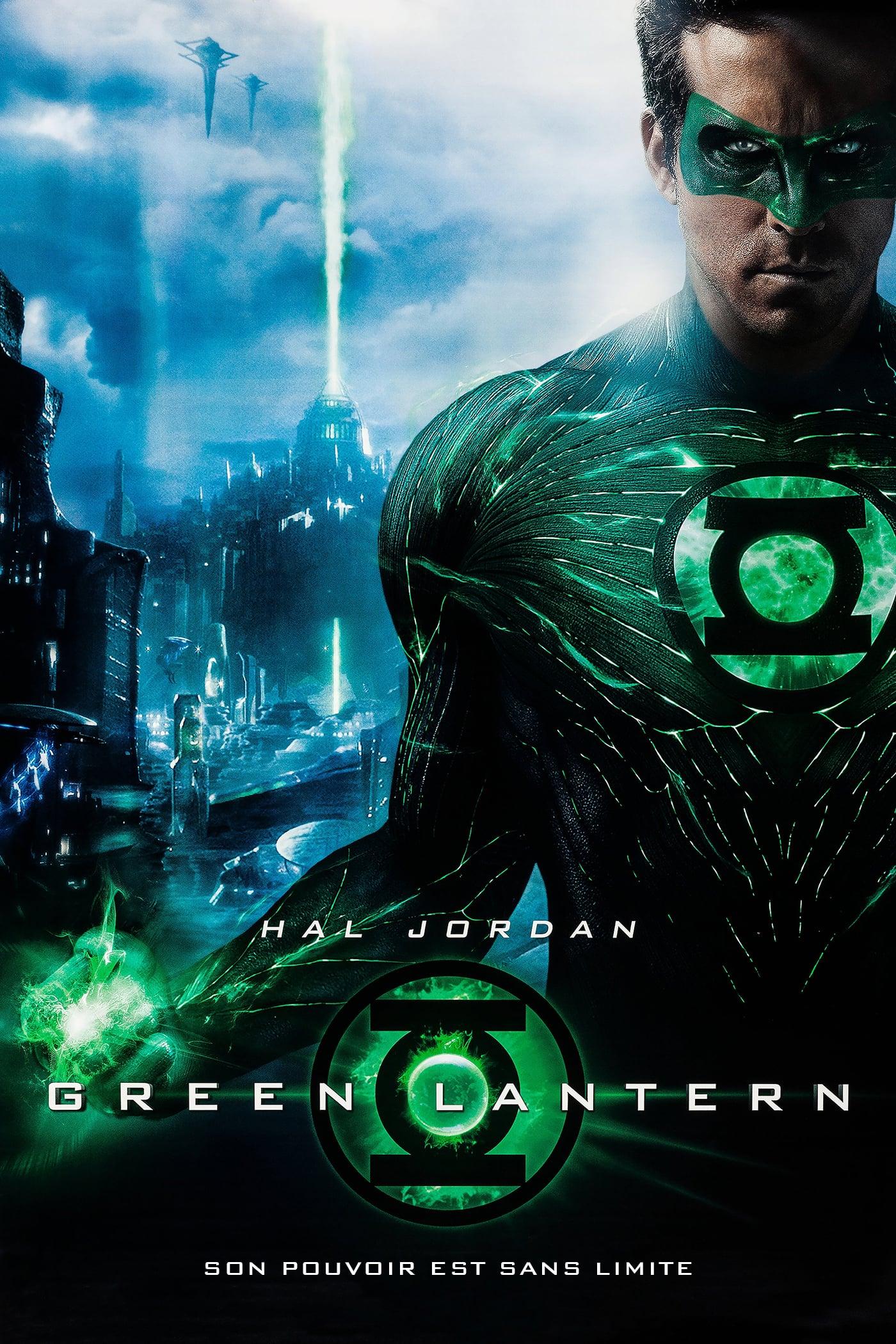 """Affiche du film """"Green Lantern"""""""
