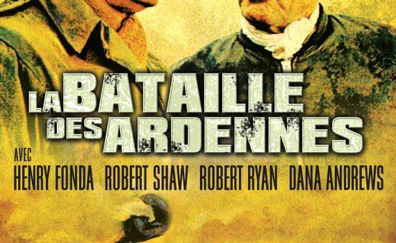 """Affiche du film """"La bataille des Ardennes"""""""