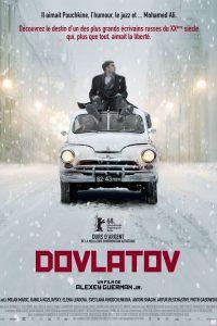 """Affiche du film """"Dovlatov"""""""