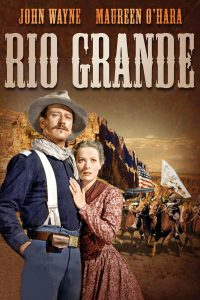 "Affiche du film ""Rio Grande"""