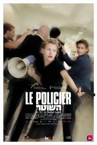 """Affiche du film """"Le policier"""""""