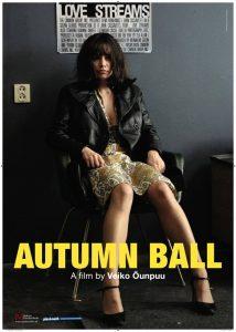 "Affiche du film ""Autumn Ball"""