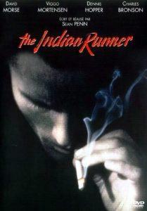 "Affiche du film ""The Indian Runner"""