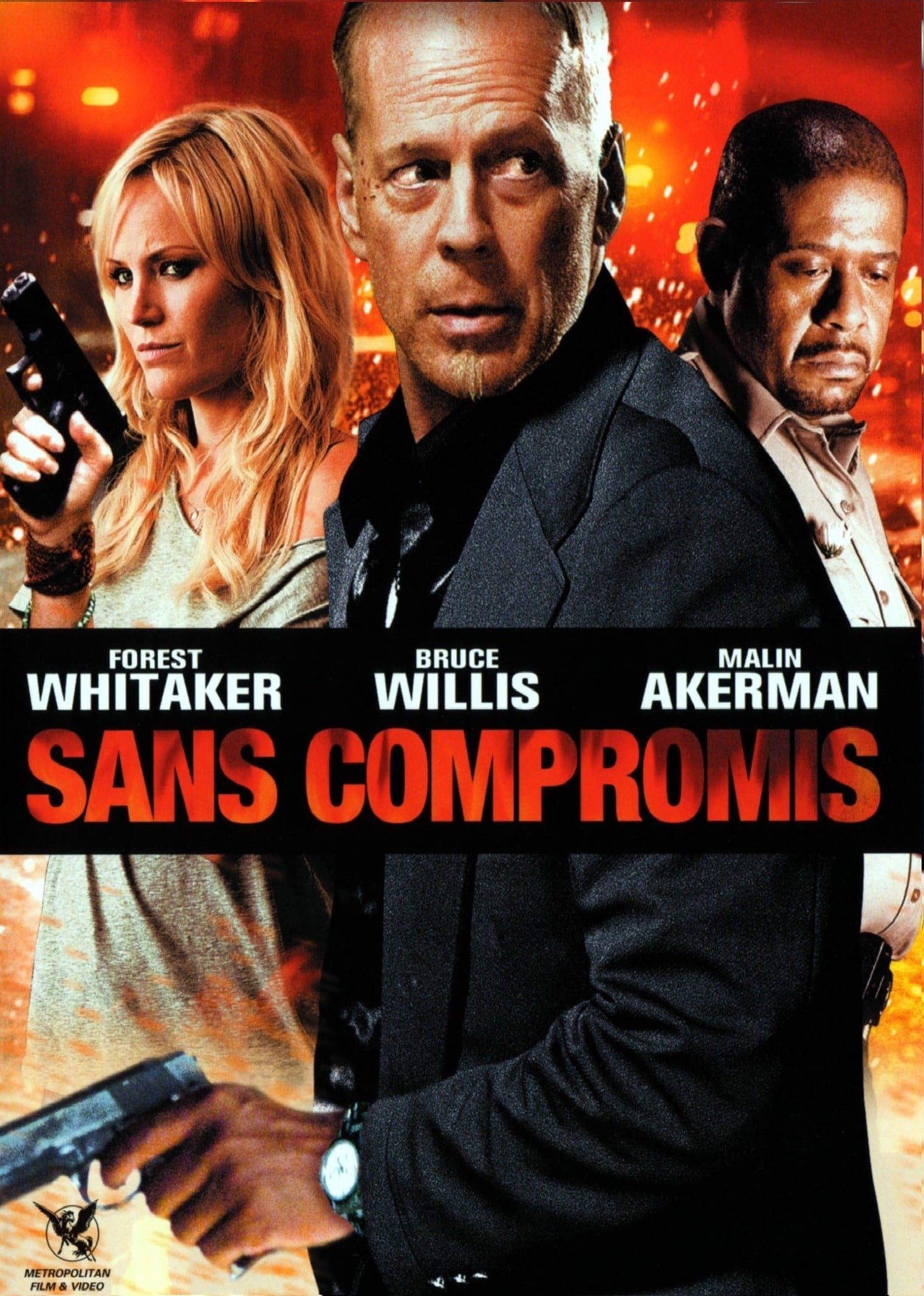 """Affiche du film """"Sans compromis"""""""