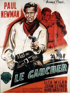 """Affiche du film """"Le Gaucher"""""""