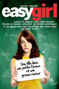 """Affiche du film """"Easy girl"""""""