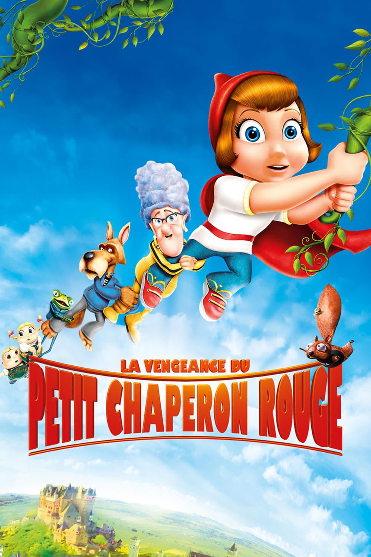 """Affiche du film """"La Vengeance du petit chaperon rouge"""""""