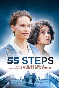 """Affiche du film """"55 Steps"""""""