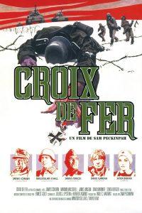"""Affiche du film """"Croix de fer"""""""