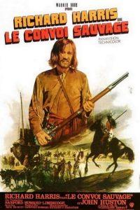 """Affiche du film """"Le Convoi sauvage"""""""