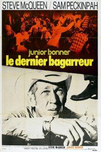"""Affiche du film """"Junior Bonner, le dernier bagarreur"""""""