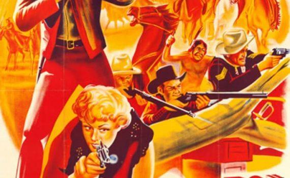 "Affiche du film ""Winchester '73"""