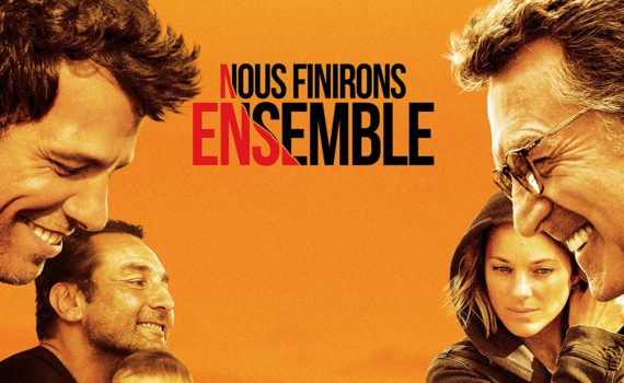 """Affiche du film """"Nous Finirons Ensemble"""""""