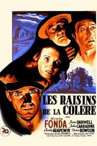 """Affiche du film """"Les raisins de la colère"""""""