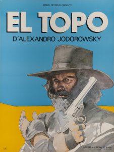 """Affiche du film """"El Topo"""""""