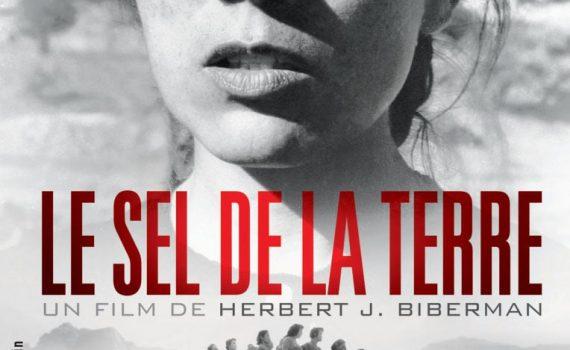 """Affiche du film """"Le Sel de la Terre"""""""