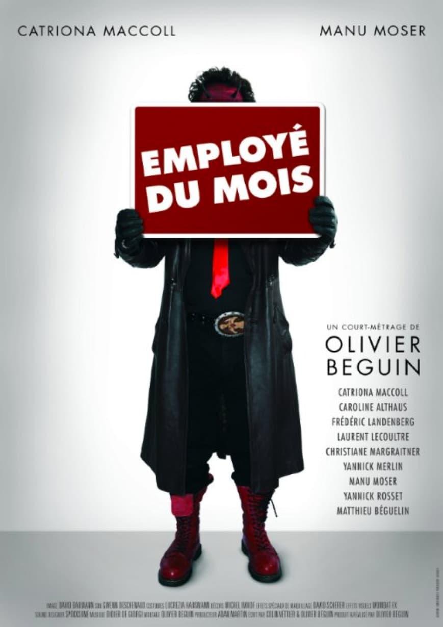 """Affiche du film """"Employé du  Mois"""""""