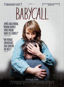 """Affiche du film """"Babycall"""""""