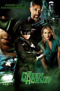 """Affiche du film """"The Green Hornet"""""""