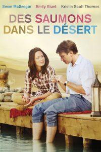 """Affiche du film """"Des saumons dans le désert"""""""