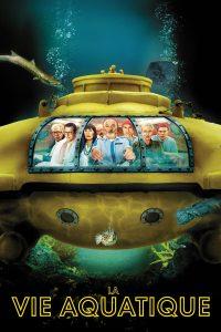 """Affiche du film """"La vie aquatique"""""""