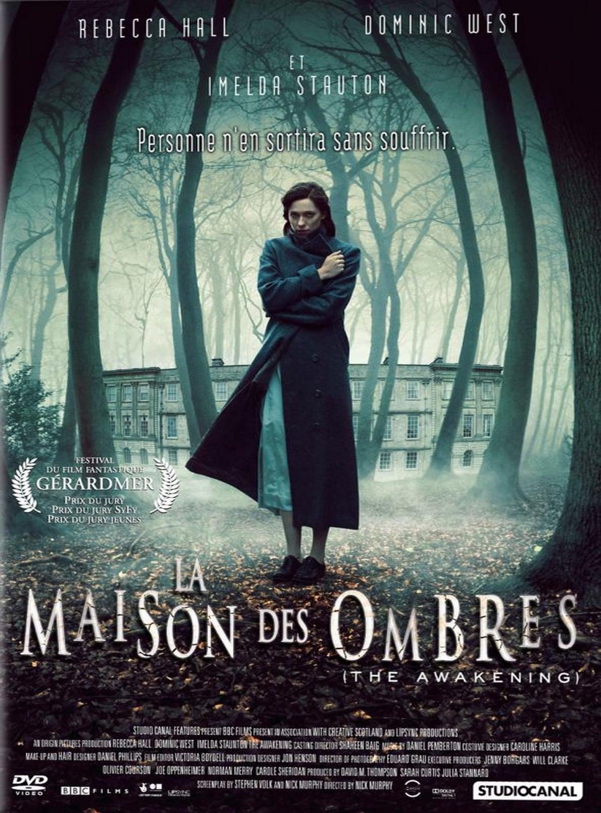 """Affiche du film """"La Maison des ombres"""""""