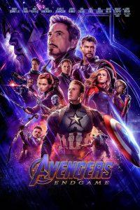 """Affiche du film """"Avengers: Endgame"""""""