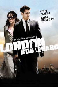 """Affiche du film """"London Boulevard"""""""