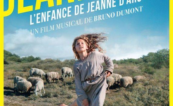 """Affiche du film """"Jeannette, l'enfance de Jeanne d'Arc"""""""