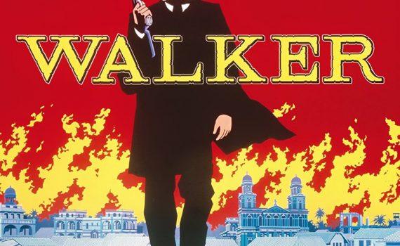 """Affiche du film """"Walker"""""""