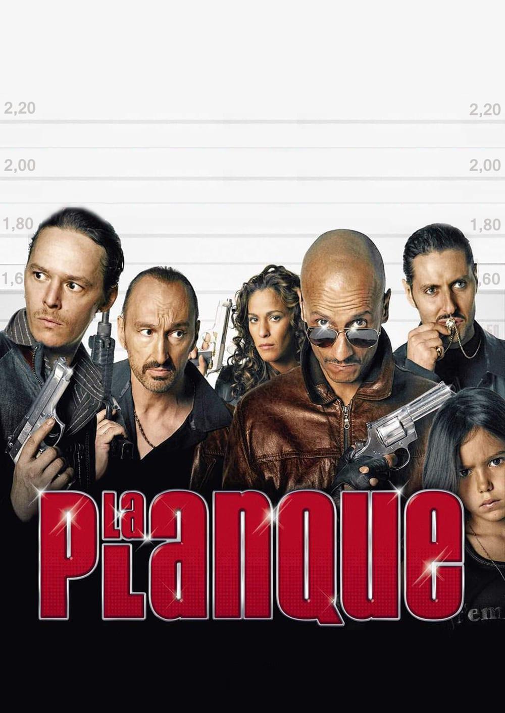 """Affiche du film """"La Planque"""""""