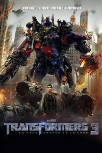 """Affiche du film """"Transformers 3 La face cachée de la lune"""""""