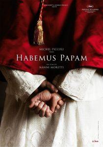 """Affiche du film """"Habemus Papam"""""""