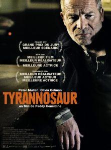 """Affiche du film """"Tyrannosaur"""""""