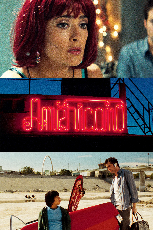 """Affiche du film """"Americano"""""""