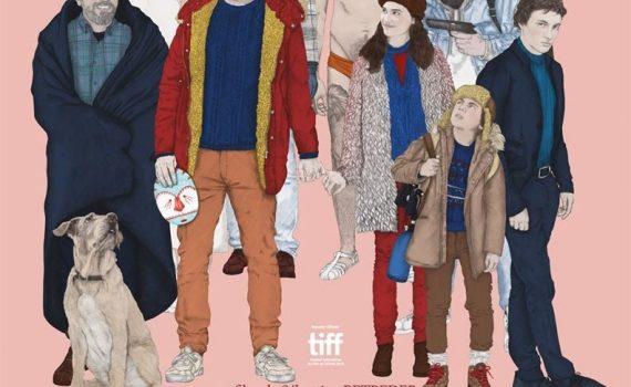 "Affiche du film ""Ulysse & Mona"""