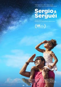 """Affiche du film """"Sergio et Sergei"""""""
