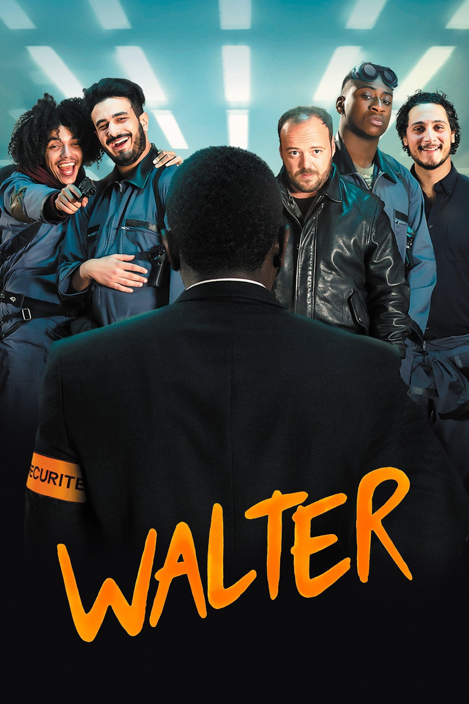 """Affiche du film """"Walter"""""""