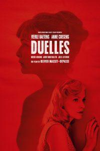 """Affiche du film """"Duelles"""""""