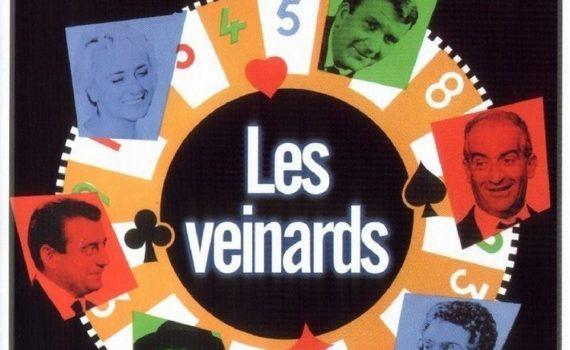 "Affiche du film ""Les veinards"""