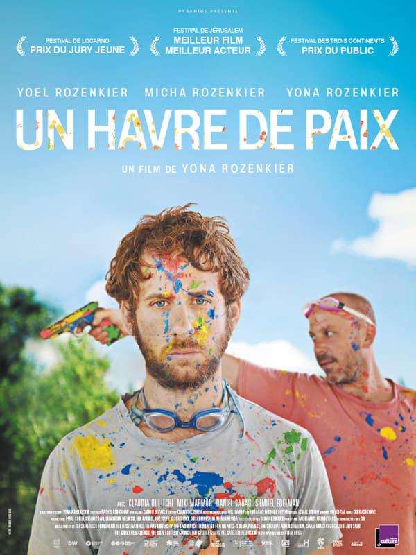 """Affiche du film """"Un Havre de paix"""""""