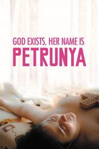 """Affiche du film """"Dieu existe, son nom est Petrunya"""""""