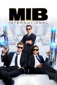"Affiche du film ""Men in Black : International"""