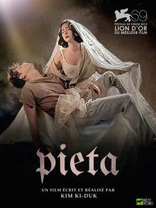 "Affiche du film ""Pieta"""