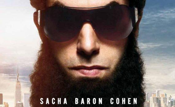 "Affiche du film ""The Dictator"""