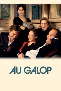 """Affiche du film """"Au Galop"""""""